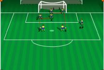 Incalzire tehnica pentru portari - Leontin Toader - antrenor cu portarii al Echipei Nationale de Fotbal a Romaniei