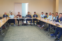 Au inceput cursurile pentru Licenta B - UEFA - Bucuresti